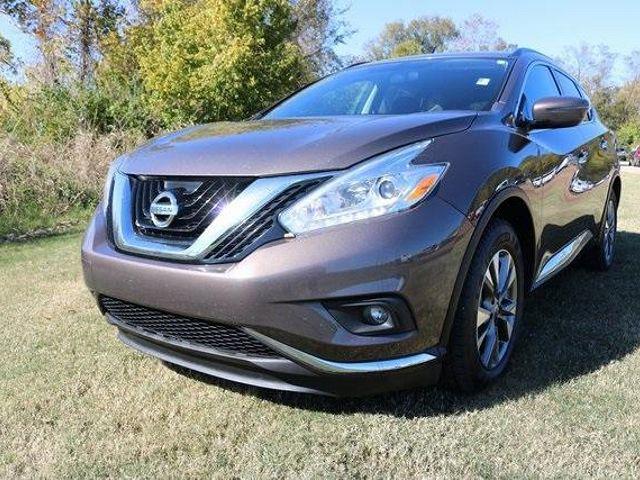 2017 Nissan Murano S/SV/SL/Platinum for sale in Millington, TN