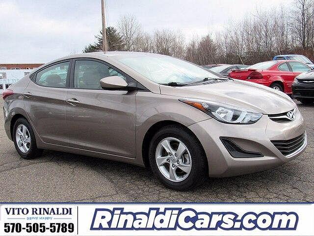 2015 Hyundai Elantra SE for sale in Shenandoah, PA