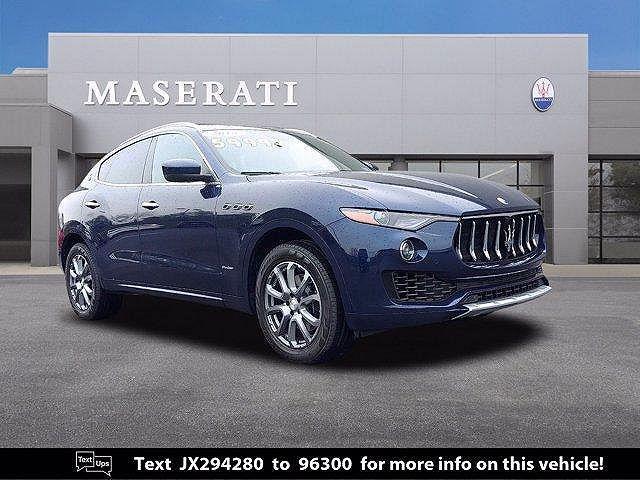 2018 Maserati Levante GranLusso for sale in Allentown, PA