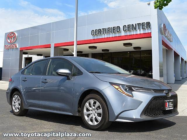 2021 Toyota Corolla LE for sale in Landover, MD
