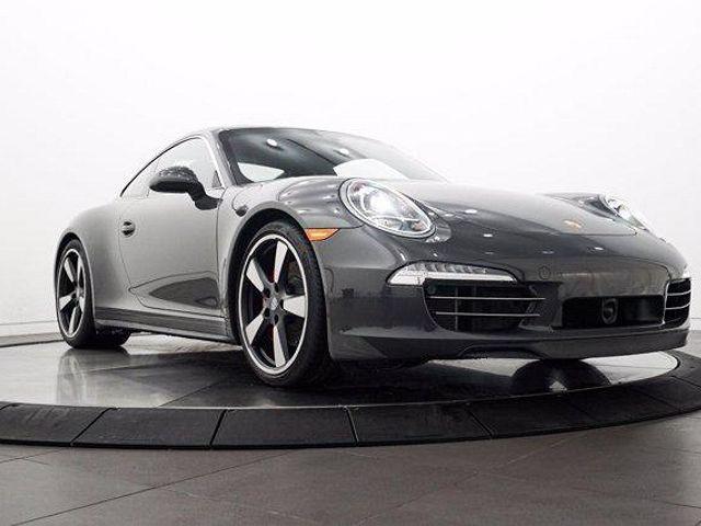 2014 Porsche 911 50th Anniversary Edition for sale in Highland Park, IL