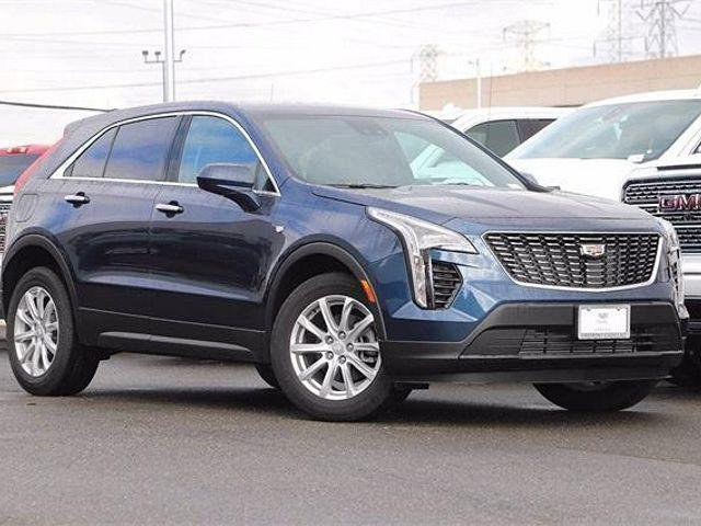 2021 Cadillac XT4 AWD Luxury for sale in Fremont, CA