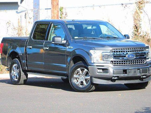 2018 Ford F-150 XLT for sale in Newport, OR