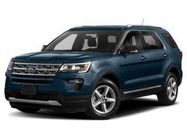 2019 Ford Explorer XLT for sale in Helena, MT