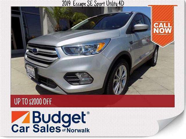 2019 Ford Escape SE for sale in Norwalk, CA