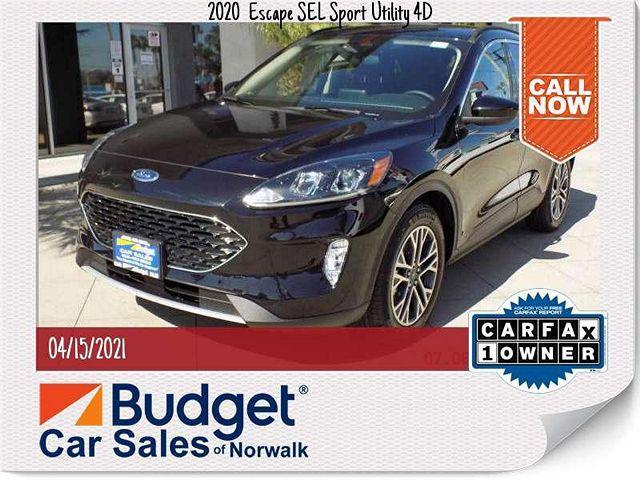2020 Ford Escape SEL for sale in Norwalk, CA