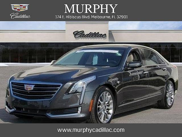 2016 Cadillac CT6 Luxury RWD for sale in Melbourne, FL
