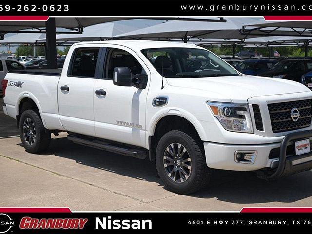 2019 Nissan Titan XD PRO-4X for sale in Granbury, TX