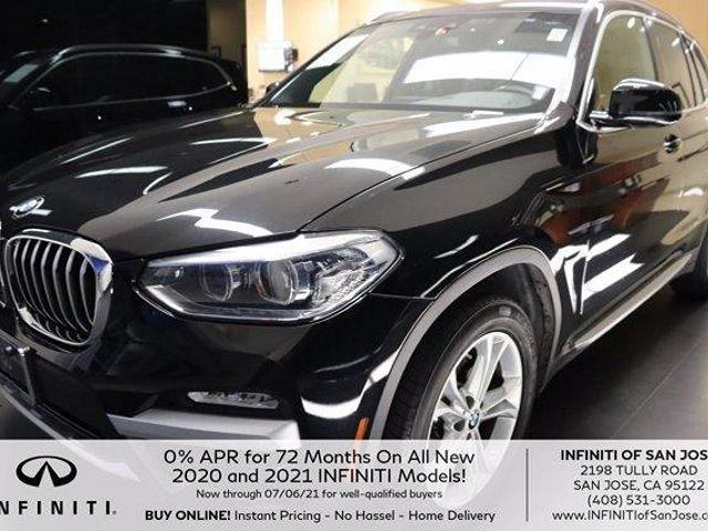 2019 BMW X3 sDrive30i for sale in San Jose, CA