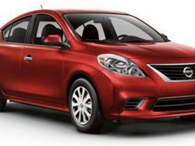 2012 Nissan Versa SV for sale in Columbus, OH