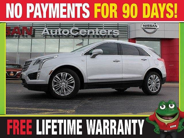 2017 Cadillac XT5 Premium Luxury FWD for sale in Wood River, IL