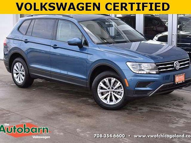 2020 Volkswagen Tiguan S for sale in Countryside, IL