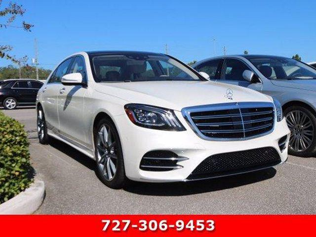 2020 Mercedes-Benz S-Class S 450 for sale in Clearwater, FL