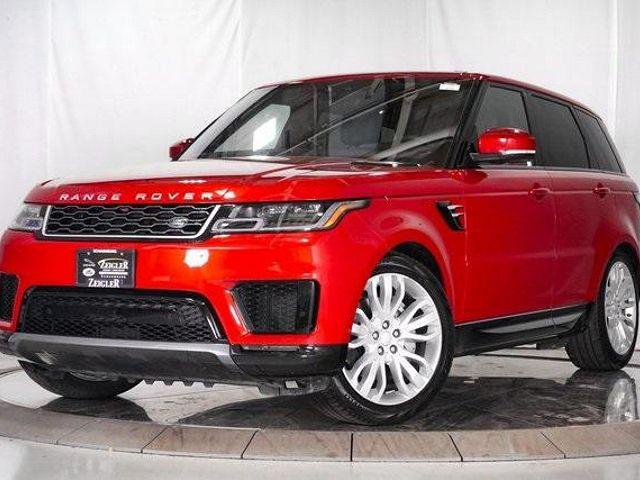 2019 Land Rover Range Rover Sport HSE for sale in Schaumburg, IL