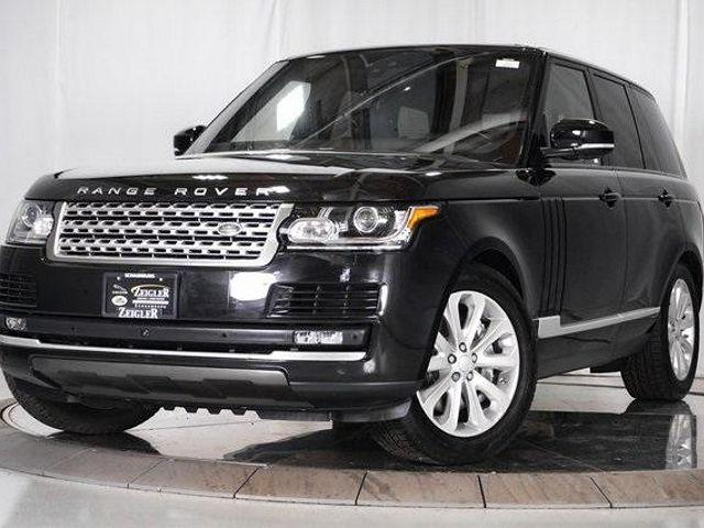 2017 Land Rover Range Rover HSE for sale in Schaumburg, IL