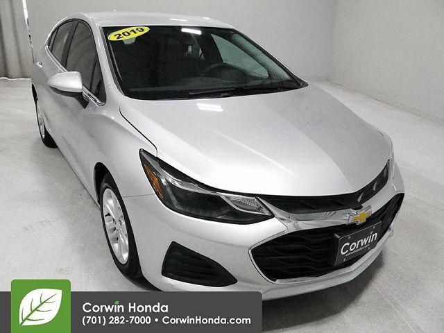 2019 Chevrolet Cruze LT for sale in Fargo, ND