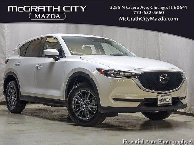 2020 Mazda CX-5 Touring for sale near Chicago, IL