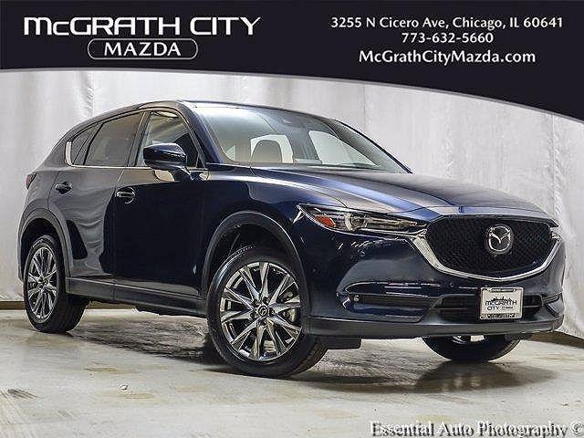 2020 Mazda CX-5 Signature for sale near Chicago, IL