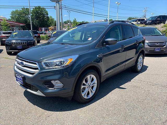 2019 Ford Escape SEL for sale in Marlborough, MA
