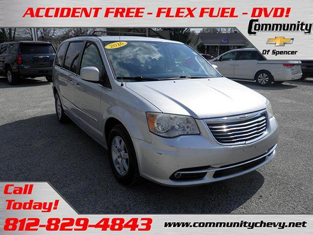 2012 Chrysler Town & Country Touring for sale in Spencer, IN