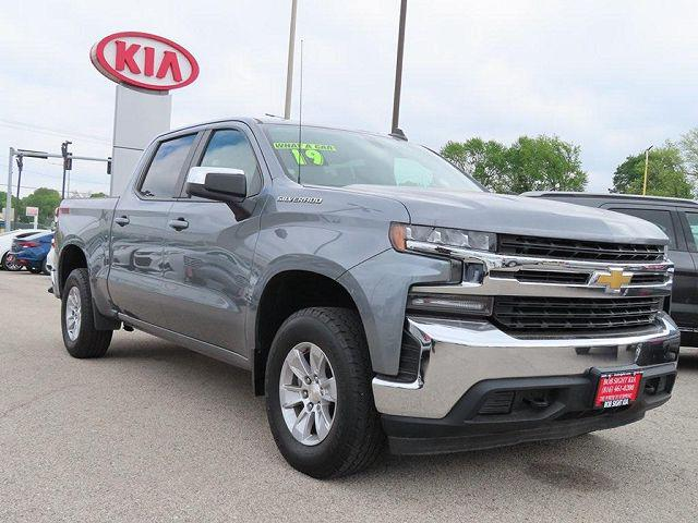 2019 Chevrolet Silverado 1500 LT for sale in Independence, MO