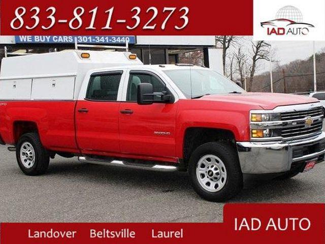 2015 Chevrolet Silverado 3500Hd Work Truck for sale in Hyattsville, MD