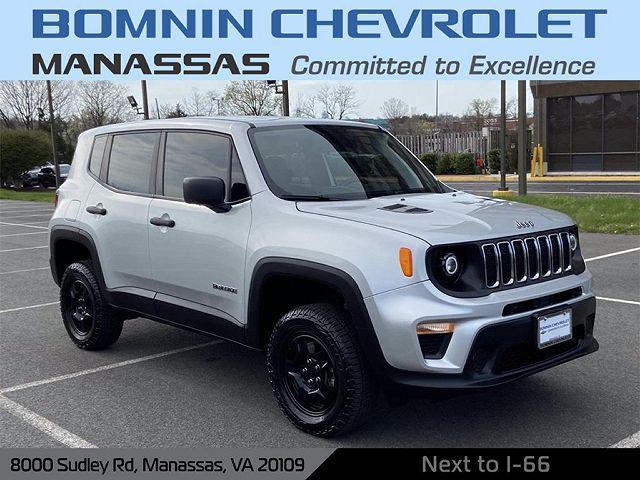 2019 Jeep Renegade Sport for sale in Manassas, VA