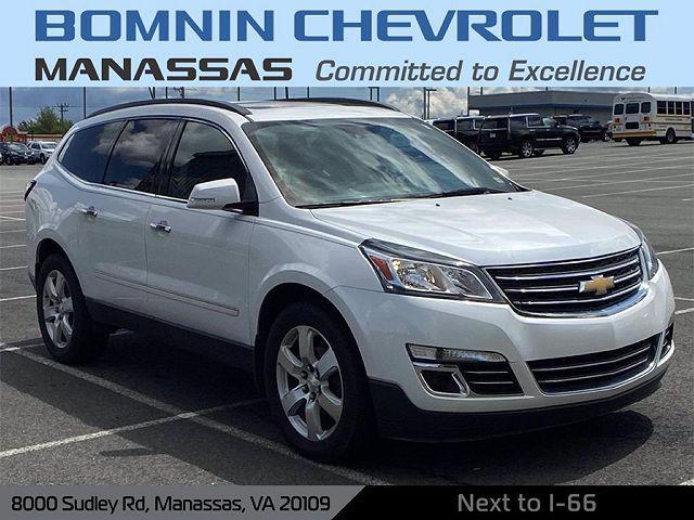 2017 Chevrolet Traverse Premier for sale in Manassas, VA