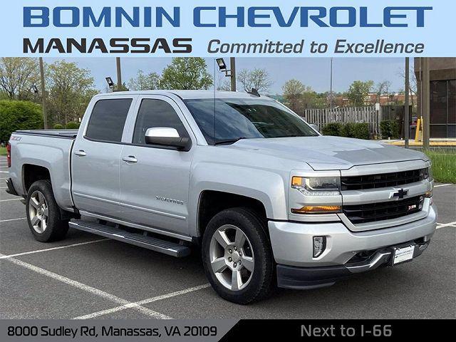 2018 Chevrolet Silverado 1500 LT for sale in Manassas, VA