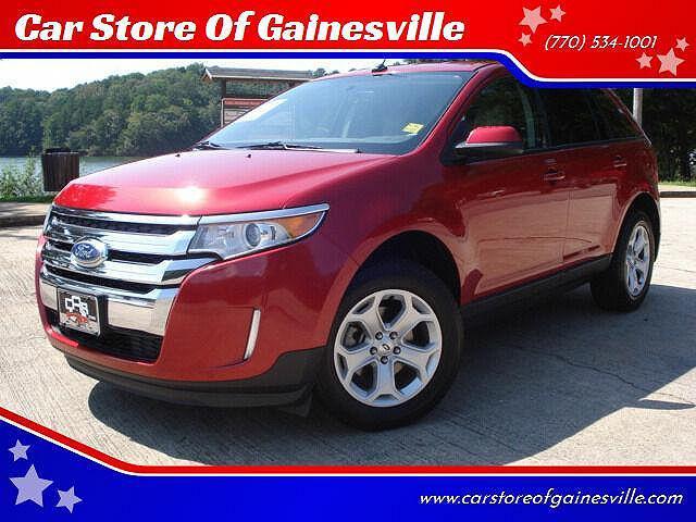 2012 Ford Edge SEL for sale in Oakwood, GA