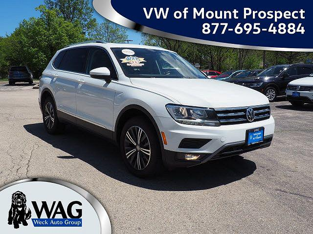2019 Volkswagen Tiguan SEL for sale in Mount Prospect, IL