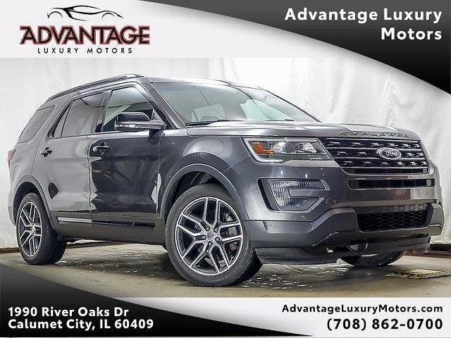 2016 Ford Explorer Sport for sale in Calumet City, IL