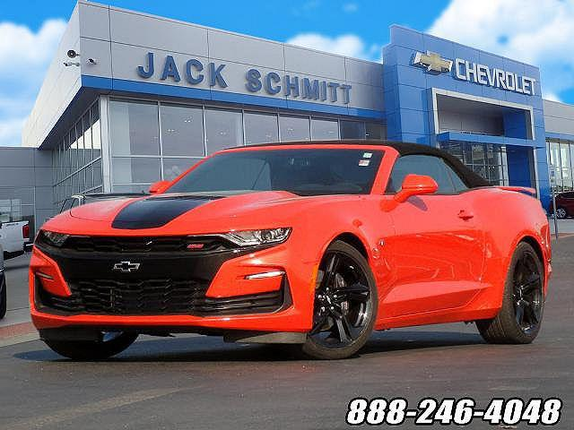 2019 Chevrolet Camaro 1SS for sale in Wood River, IL