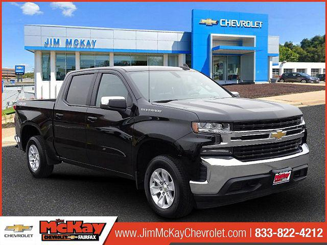 2020 Chevrolet Silverado 1500 LT for sale in Fairfax, VA