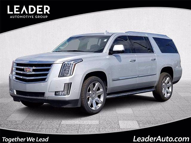2020 Cadillac Escalade ESV Luxury for sale in Palatine, IL