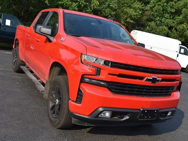 2020 Chevrolet Silverado 1500 RST for sale in Antioch, IL