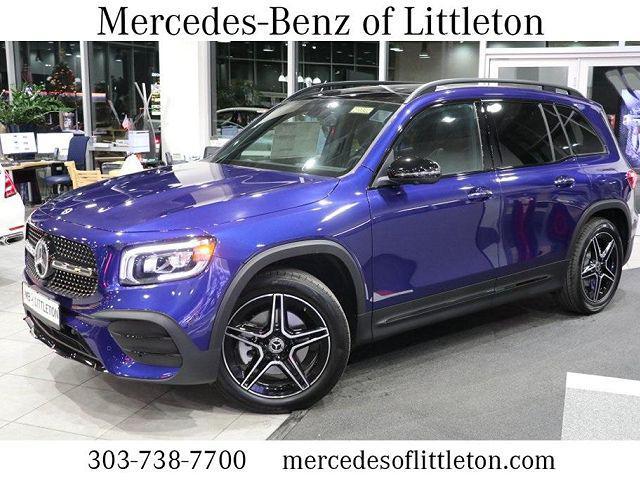 2021 Mercedes-Benz GLB GLB 250 for sale in Littleton, CO
