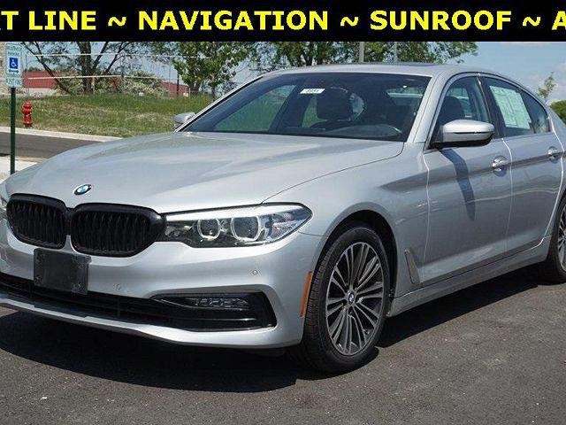 2018 BMW 5 Series 530i xDrive for sale in Libertyville, IL