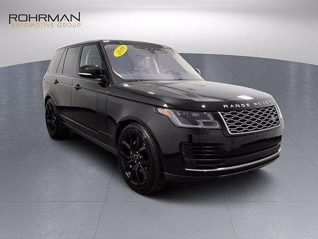2019 Land Rover Range Rover V8 Supercharged SWB for sale in Palatine, IL