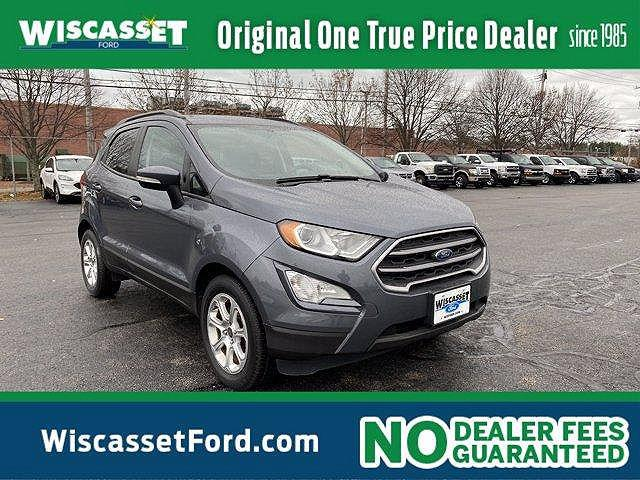 2018 Ford EcoSport SE for sale in Wiscasset, ME