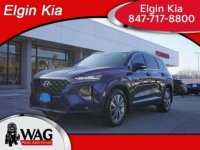 2020 Hyundai Santa Fe Limited for sale in Elgin, IL