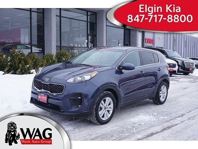 2019 Kia Sportage LX for sale in Elgin, IL