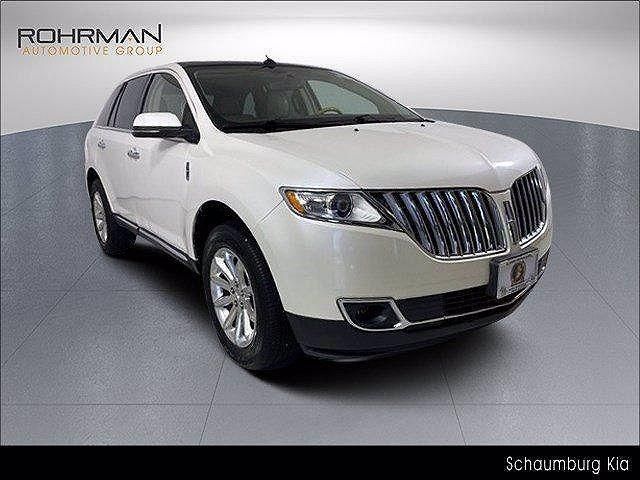 2013 Lincoln MKX AWD 4dr for sale in Schaumburg, IL