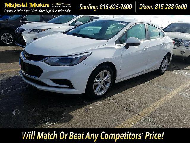 2017 Chevrolet Cruze LT for sale in Sterling, IL