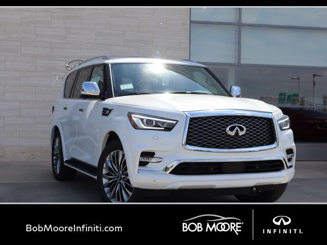 2021 INFINITI QX80 SENSORY for sale in Oklahoma City, OK