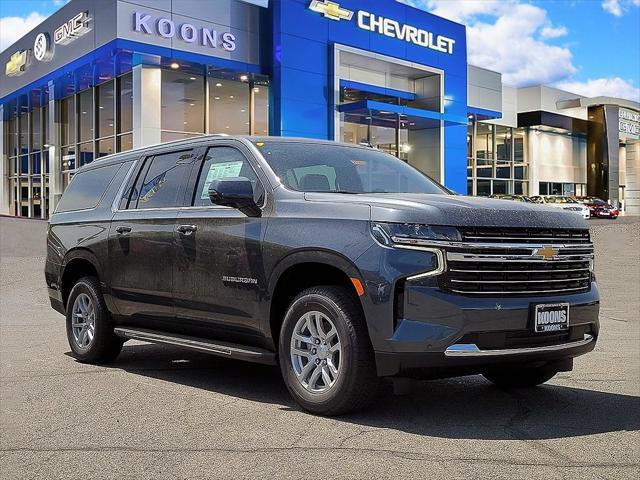 2021 Chevrolet Suburban LT for sale in Vienna, VA