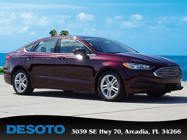2018 Ford Fusion SE for sale in Arcadia, FL
