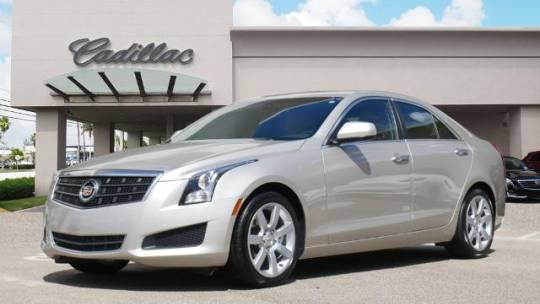 2014 Cadillac ATS Standard RWD for sale in Fort Lauderdale, FL