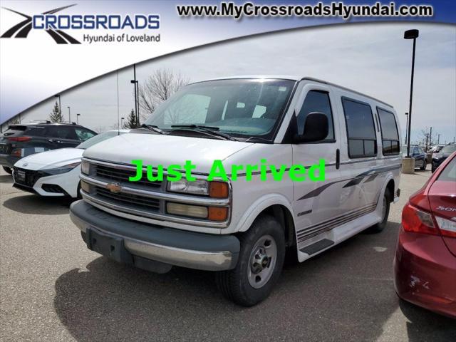 1998 Chevrolet Chevy Cargo Van