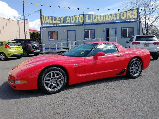 2004 Chevrolet Corvette Z06 for sale in Spokane, WA